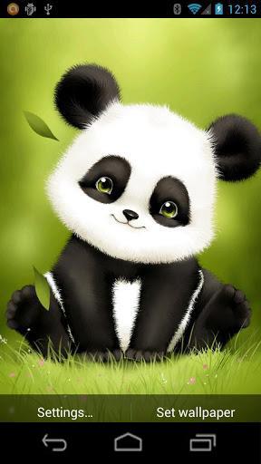panda bobble